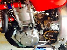 2000 Honda xr650r imaculent Supermotard conversion low ks Lake Heights Wollongong Area Preview