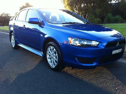 2012 Mitsubishi Lancer Sedan - PLATINUM EDITION Dural Hornsby Area Preview