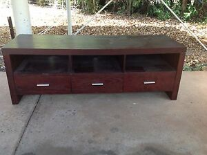 Second hand tv cabinet for sale Fannie Bay Darwin City Preview