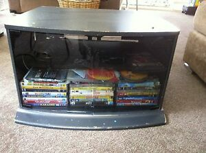 TV Unit Black Parklea Blacktown Area Preview