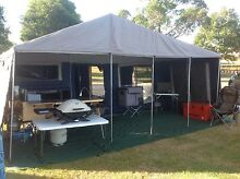 2012 Camper Trailer with Kitchen & Full Annexe $5,500 Ono Scarborough Stirling Area Preview