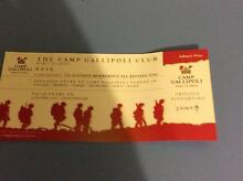 camp gallipoli club Glengowrie Marion Area Preview