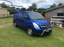 2008 Hyundai iLoad Woodenbong Tenterfield Area Preview