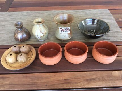 'Styling Decorative Bowls and Vases'   $2 each  or $10 the lot