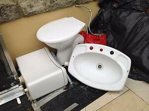 FREE Vanity Basin and Toilet - PICK UP ONLY Mosman Mosman Area Preview