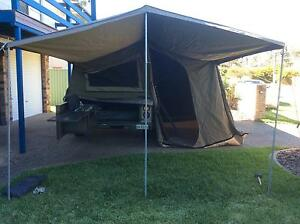 Off Road Camper Trailer Scarborough Redcliffe Area Preview