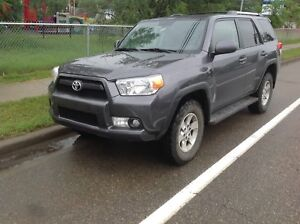 2012 Toyota 4Runner 4WD SR5 (MOVING - MUST SELL!)
