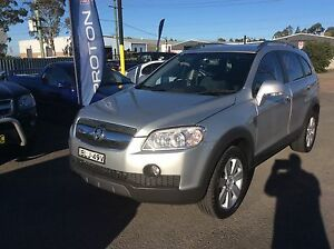 2009 Holden Captiva LX AWD Automatic 7 seater wagon Sandgate Newcastle Area Preview