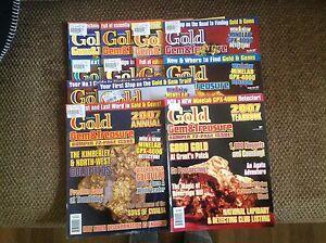 WTB, Gold, Gem & Treasure mags in Ulladulla area , NSW Darley Moorabool Area Preview