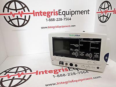 Welch Allyn 6200 Atlas - Sn 62206038 - Ekgnellcor Spo2nibptprinter Battery
