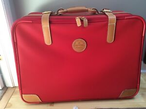 LANCEL luxury luggage