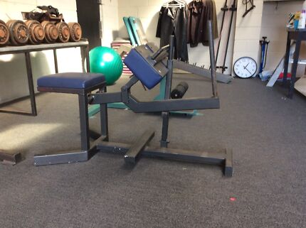 Seated calf machine Mona Vale Pittwater Area Preview