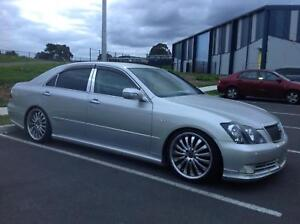 2004 Toyota Crown Athlete Special TRD Edition