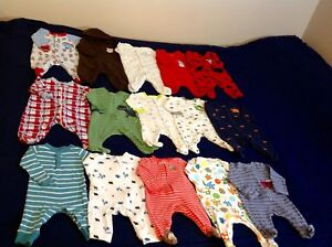 Newborn to 3months boys clothes
