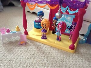 My Little Pony Equestria Girls mini dolls and sets