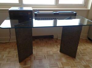 MODERN  Large Surface Desk