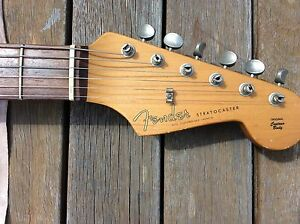 Fender Stratocaster Mexican Roadworn Blacktown Blacktown Area Preview