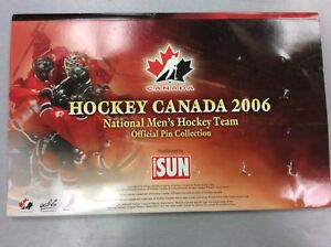 Hockey Canada 2006 Official Pin Collection
