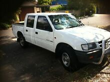 Quick sale 1999 Holden Rodeo Ute Turner North Canberra Preview