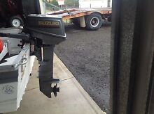 9.9 hp Suzuki outboard motor long shaft Penrith Penrith Area Preview