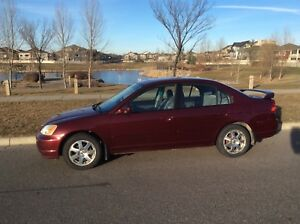 2003 Honda Civic for sale - excellent condition -Price Reduced!