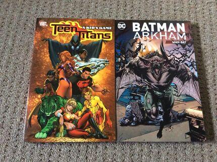 DC graphic novels Batman Teen Titans New Unread
