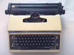 Awesome vintage typewriter