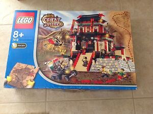 Lego 7419  Orient Expedition Dragon Fortress BNIB Wynn Vale Tea Tree Gully Area Preview