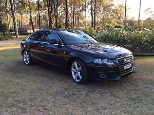 2009 Audi A4, Sat Nav, B&O sound system, Full logbook Maitland Maitland Area Preview