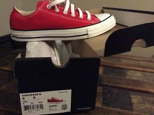 Red Converse Women sneakers