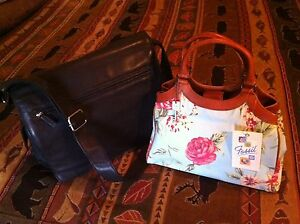 New Fossil Bag