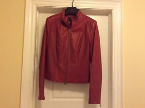 Various Danier Leather Ladies Jackets size small