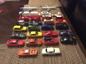 All Metal Cars, Trucks, Jets and Service Vehicles