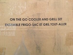 Ensemble a cooler et grill