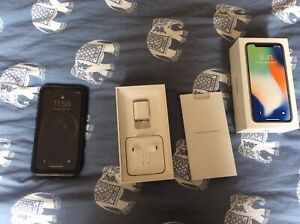 Mint condition! 64gb iPhone X