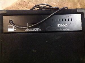 Yorkville 100 Watt Amplifiers (2) $200 each