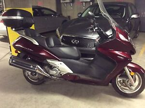 Honda silverwing scooter 600cc 2009