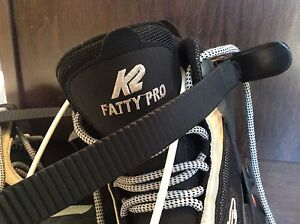 ****K2 Fatty Pro**** Roller Blades For Sale