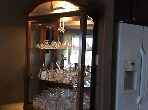 ****Larger Size .... Curio Cabinet**** For Sale