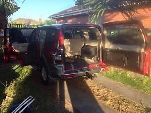 2001 Mitsubishi Pajero Wagon St Albans Brimbank Area Preview