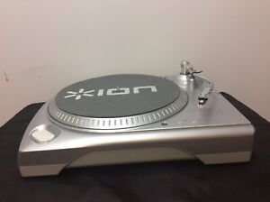 ION TT USB TURNTABLE WITH USB RECORD