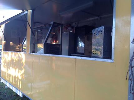 Food van for sale - $29,000 or make an offer City North Canberra Preview