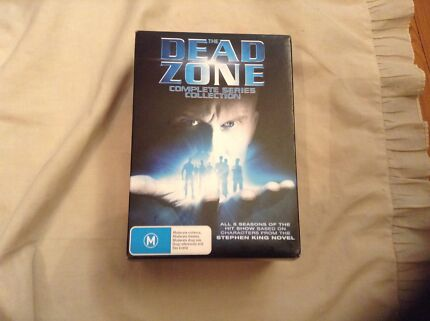 The Dead Zone  Complete Series Collection