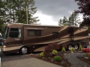2005 42' Holiday Rambler Imperial  tag axle