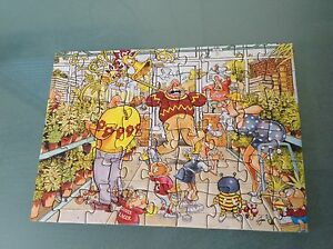 Wasgij? Original puzzle mini no1