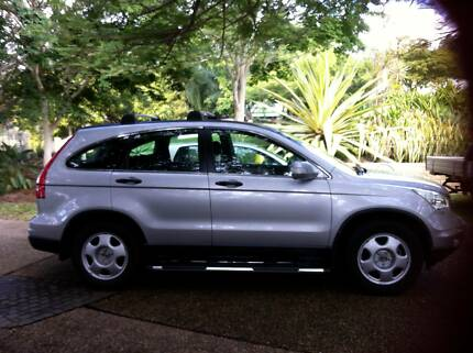 2010 Honda CRV Wagon with DVD, Side Steps, Roof Racks, Honda Mats Ormeau Gold Coast North Preview