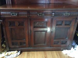 Antique sideboard