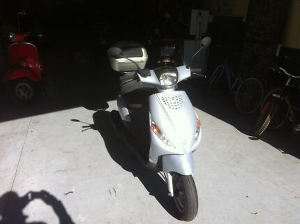 PIAGGIO ZIP made by vespa Leichhardt Leichhardt Area Preview