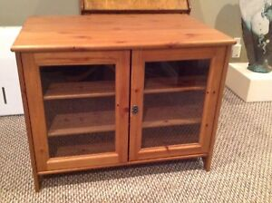 Wooden cabinet/TV stand
