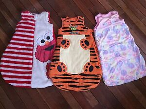 Sleeping bags  Size 0-6 months Como South Perth Area Preview